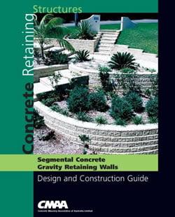 Concrete Retaining Structure Brochure