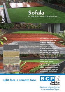 Sofala Block Brochure