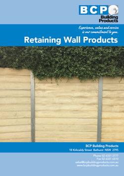 Retaining Walls Brochure